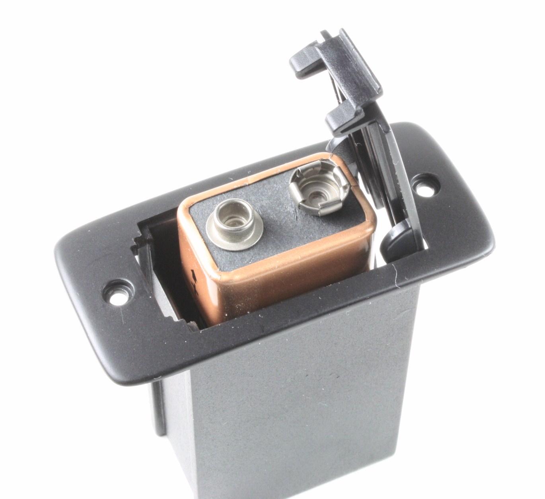 B-Band Vertical Mount 9-Volt Battery Box