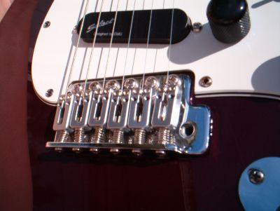 lr baggs x bridge vintage strat piezo guitar pickup chrome. Black Bedroom Furniture Sets. Home Design Ideas