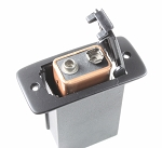 B-Band Vertical Mount 9-Volt Battery Box