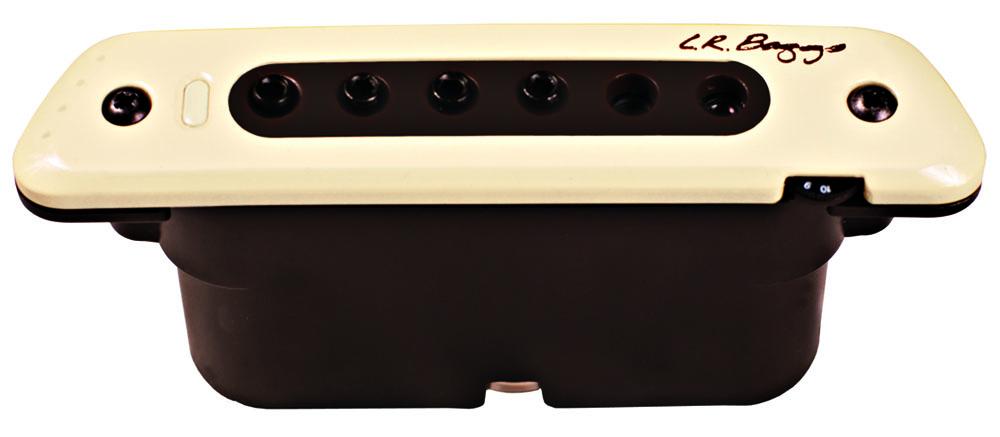 lr baggs m80 body sensing active magnetic guitar soundhole pickup w preamp. Black Bedroom Furniture Sets. Home Design Ideas