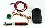B-Band A1.2N Endpin Jack Guitar Preamp Kit (no pickup)