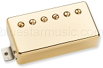 Benedetto A-6 Alnico V Signature Archtop/Jazz Humbucker, Gold Cover