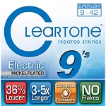ClearTone 9409 EMP Micro-Coated Electric Guitar Strings Super Light .009-.042
