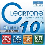 ClearTone 9410 EMP Coated Nickel Plated Electric Guitar Strings Light .010-.046