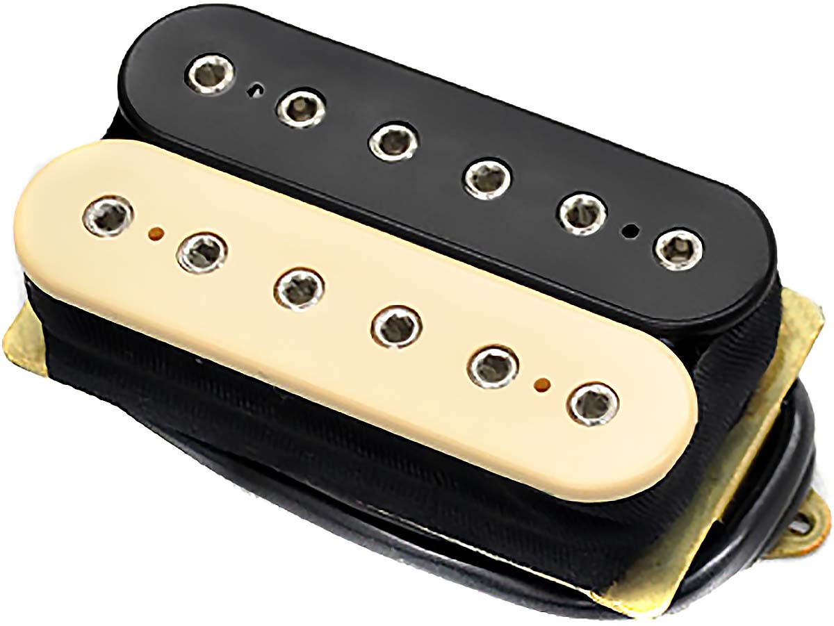 DiMarzio DP100 Super Distortion High Output Humbucker Bridge ...