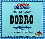 Dr. Duck's Dobro Strings