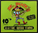 Dr. Duck's Electric Light Guitar Strings .010-.046