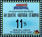 Dr. Duck's Phosphor Bronze Guitar Strings .011-.050 SL