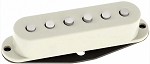 DiMarzio DP117 HS-3 High Output Rails Strat Neck/Middle/Bridge Pickup, White