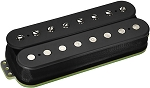 DiMarzio DP813 Eclipse 8-String Humbucker Ceramic Neck Pickup, Black