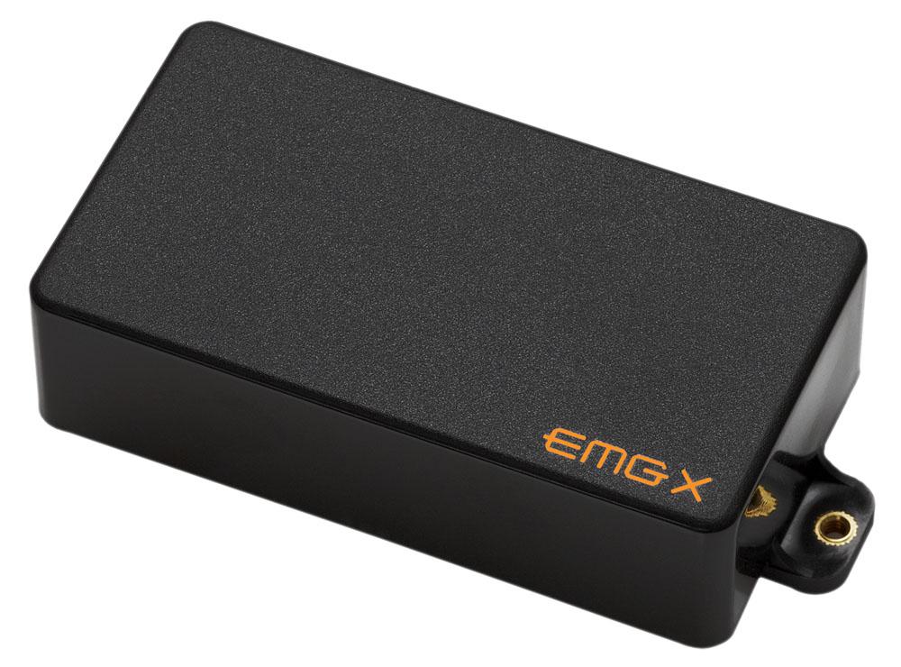emg 89x active dual mode humbucking guitar pickup black. Black Bedroom Furniture Sets. Home Design Ideas