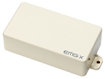 EMG 60X Active X-Series Humbucking Electric Guitar Pickup, Ivory