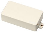 EMG 81 Active Humbucking Electric Guitar Pickup, Ivory Cover