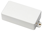 EMG 81 Active Humbucking Electric Guitar Pickup, White Cover
