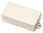 EMG 81X Active Humbucker Ceramic Guitar Pickup w/Preamp, Ivory