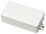 EMG 85 Active Humbucker Pickup w/Preamp, White Cover