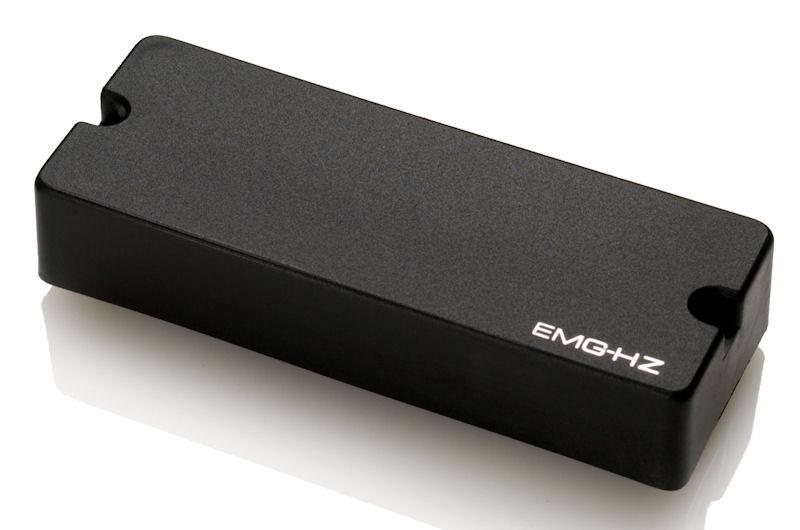 emg 40hz 5 string j bass pickup w preamp black. Black Bedroom Furniture Sets. Home Design Ideas