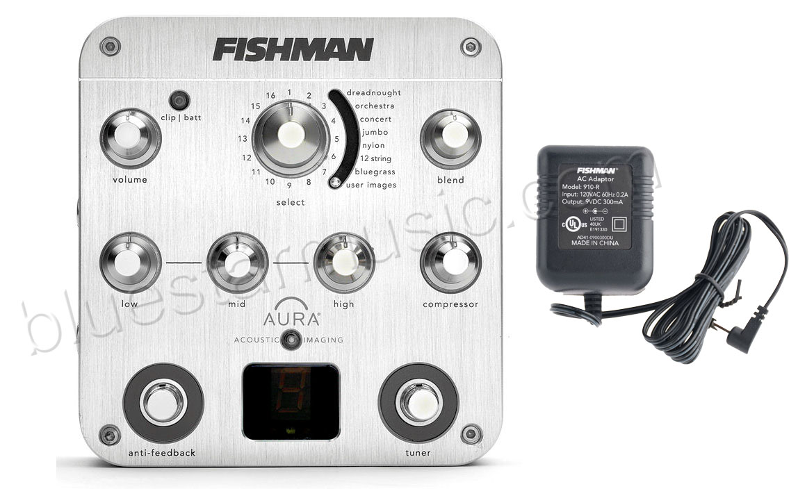 fishman aura spectrum guitar pedal preamp eq di w tuner. Black Bedroom Furniture Sets. Home Design Ideas