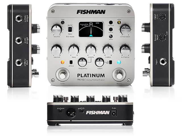 Fishman platinum