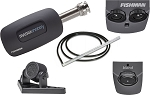 Fishman Matrix Infinity VT Mic Blend Guitar Pickup/Preamp, Volume/Tone/Blend, Wide