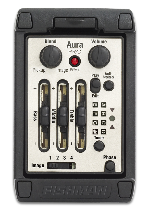 Fishman Aura Imaging Pedals Reviewed - Fingerstyle guitar