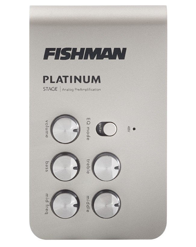 fishman platinum stage analog guitar bass preamp eq di w xlr out free 910 r ac adapter. Black Bedroom Furniture Sets. Home Design Ideas