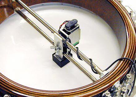 Fishman rare earth mastertone banjo pickup preamp for Mighty mite fishing rod
