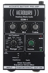 Headway EDM-1 Audiophile Quality Mini Belt-clip Preamp/EQ/Direct Box