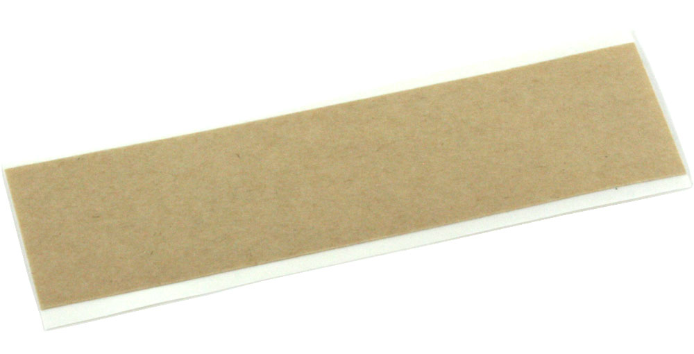 K Amp K Double Sided Adhesive Strips For Contact Pickups