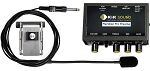 K&K Sound Meridian Mandolin PRO Clamp-on Microphone System w/Preamp