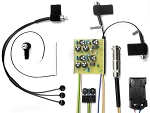 K&K Sound PowerMix Pure Mini Dual Guitar Pickup System w/Preamp
