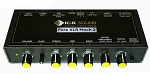K&K Sound Pure XLR Mach 2 Parametric 18 Volt High Power Guitar Preamp/EQ/DI, 240V