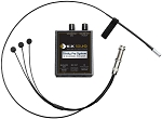 K&K Sound Trinity Mini PRO Guitar Pickup System w/Mic and Phase Switch