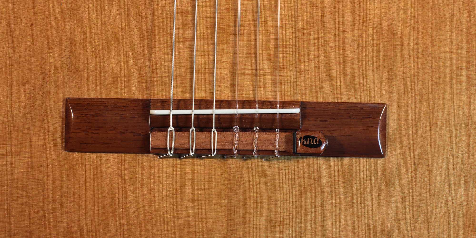 kremona kna ng 1 detachable piezo pickup with cable for nylon string guitar. Black Bedroom Furniture Sets. Home Design Ideas