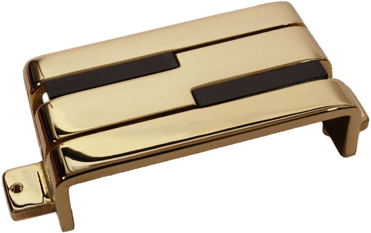 Lace 20159 Alumitone Humbucker Guitar Pickup  Gold