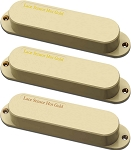 Lace 21153 Hot Gold Guitar Pickup Set w/Hotter 13.2k Bridge, Cream