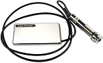Lace Ultra Slim Acoustic Sensor National Resonator Guitar Pickup Chrome
