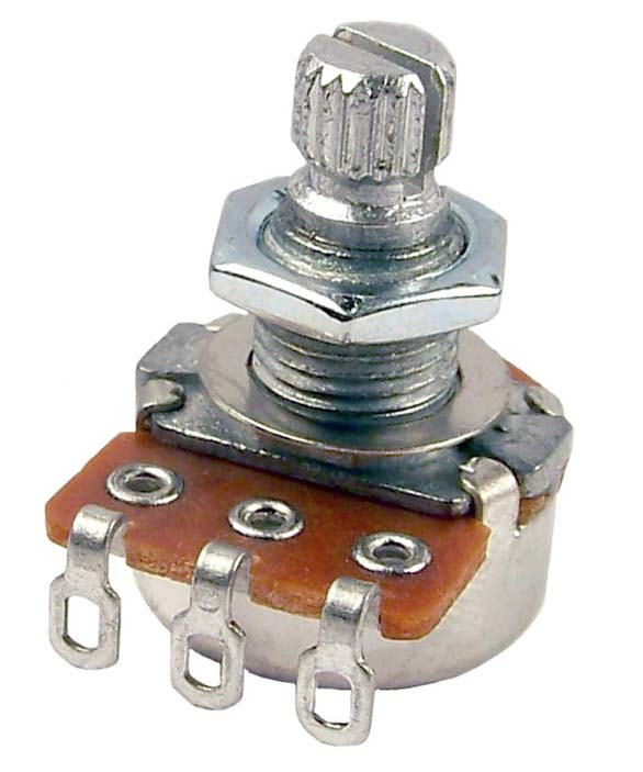 mighty mite mm708 control potentiometer 500k linear tone. Black Bedroom Furniture Sets. Home Design Ideas