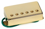 Mighty Mite HA-R VintageBucker Alnico 5 Humbucker Bridge Pickup, Gold