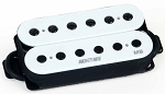 Mighty Mite HD-F MotherBucker High Output Alnico 5 Humbucker Neck Pickup, White