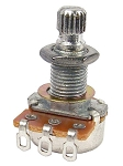 Mighty Mite MM701L Control Potentiometer 250K Linear (Tone) Medium Shaft Mini-Pot