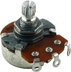 Mighty Mite MM716 Control Potentiometer 250K Linear (Tone) Short Shaft Pot