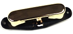 Mighty Mite TLP-F Vintage Telecaster Single Coil Tele Neck Pickup, Gold