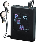 Nady E03-R Personal In-ear Monitor Receiver for E03, Freq. GG (75.7 MHz)