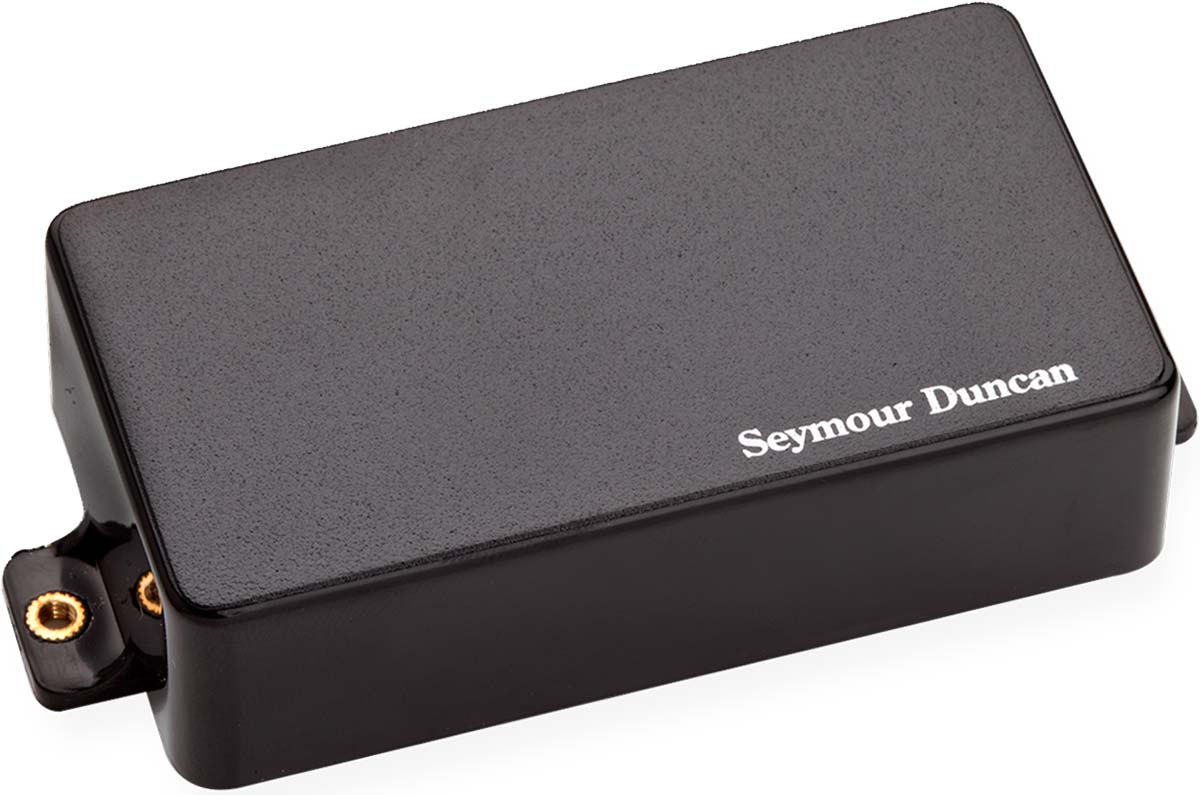 seymour duncan ahb 2b blackouts metal active humbucker bridge. Black Bedroom Furniture Sets. Home Design Ideas
