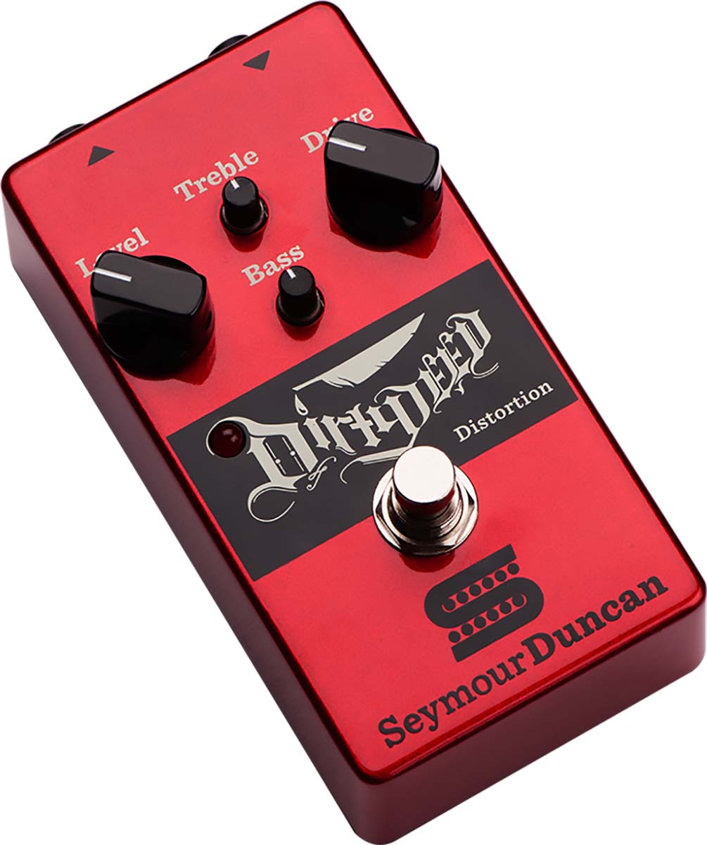seymour duncan dirty deed analog distortion pedal w eq mosfet true bypass. Black Bedroom Furniture Sets. Home Design Ideas