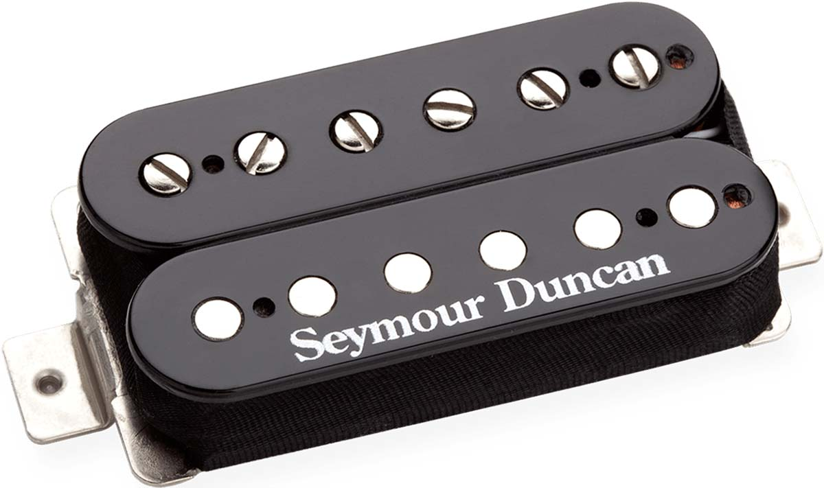 seymour duncan saturday night special alnico 4 humbucker neck pickup black. Black Bedroom Furniture Sets. Home Design Ideas