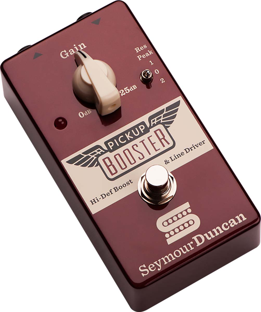 Seymour Duncan Hi-Def Pickup Booster/Line Driver Pedal w/Resonance ...