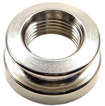 Chrome End-pin Strap Button for Schatten Guitar Pickups and Preamps