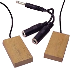 Schatten P2 Dual Element Piano Soundboard Transducer Pickup System